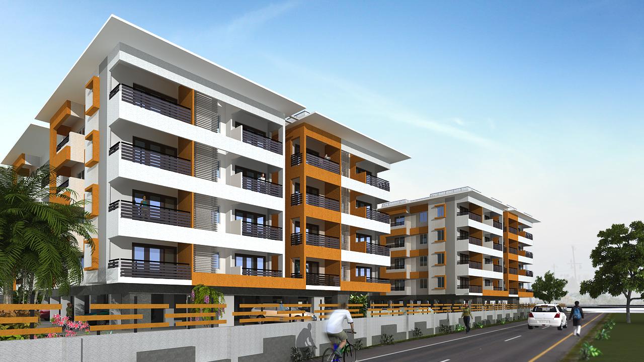 Pushkara Apartments