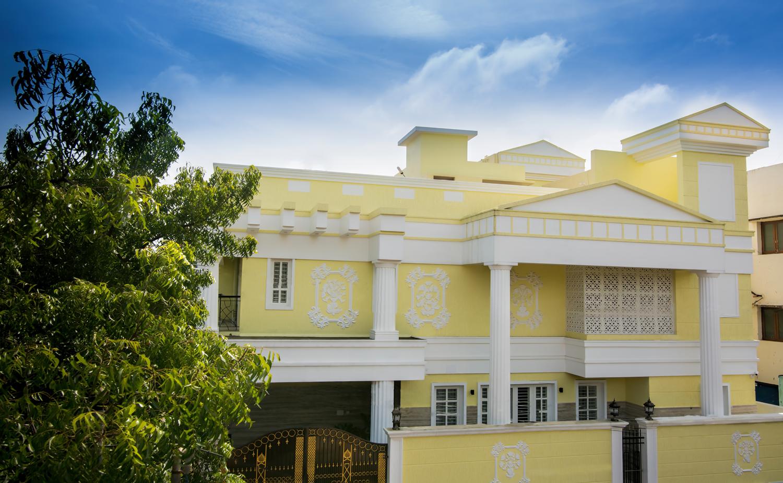 Raj Residence