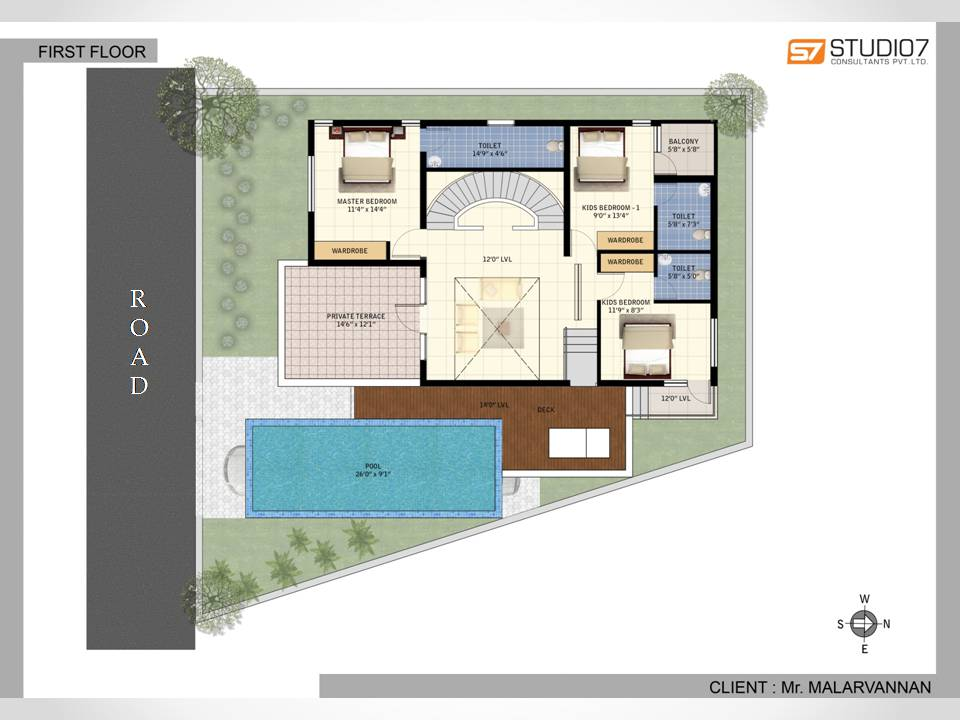 Malarvanan Residence